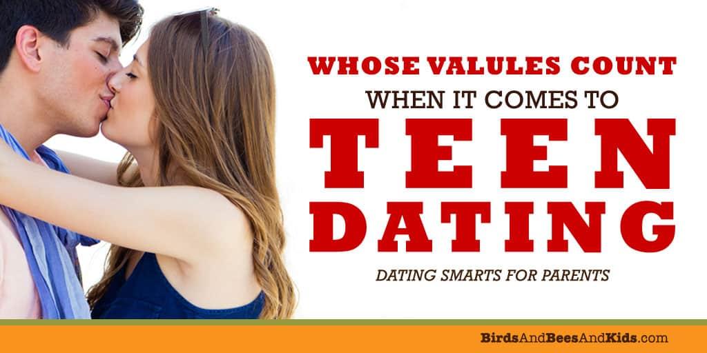 Parents teenage dating